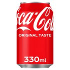 Coca-Cola - 330ml Brand Price Match - Checked Tesco.com 05/03/2014