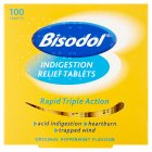 Bisodol tablets indigestion relief - 100s