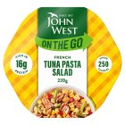 John West tuna Light Lunch French style - 220g Brand Price Match - Checked Tesco.com 27/08/2014