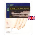 Waitrose Organic roast chicken breast
