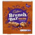 Cadbury chocolate chip brunch bars - 6x32g