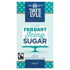 Tate & Lyle fondant icing sugar - 500g Brand Price Match - Checked Tesco.com 01/07/2015