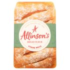 Allinson bread flour strong white - 1.5kg Brand Price Match - Checked Tesco.com 04/12/2013