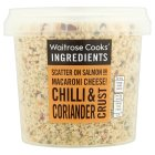 Waitrose Cooks' Ingredients chilli & coriander crust - 130g