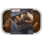 Waitrose lamb shanks with redcurrant & rosemary