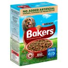 Bakers complete beef & vegetables - 1.35kg