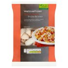 Waitrose Frozen fruits de mer - 400g