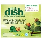Little dish pasta with cheese peas & broccoli - 200g