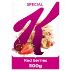 Kellogg's Special K red berries - 500g Brand Price Match - Checked Tesco.com 16/04/2014