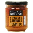 Waitrose Cooks' ingredients sundried tomato paste - 180g