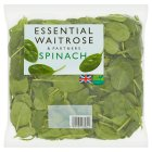 essential Waitrose spinach