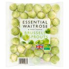 essential Waitrose brussels sprouts - 500g