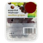 essentail Waitrose Grapes - mini punnet - 150g