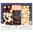 Waitrose Christmas fruit & nut selection - 400g