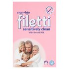 Filetti powder sensitively clean 10 washes - 780g