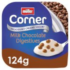 Müller Crunch Corner with chocolate digestives - 135g