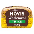 Hovis wholemeal thick - 800g