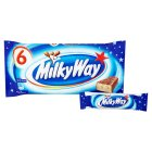 Milky Way, 6 pack - 6x21.5g Brand Price Match - Checked Tesco.com 29/04/2015