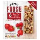 Jordans frusli bars red berries - 6x30g Brand Price Match - Checked Tesco.com 23/07/2014
