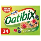 Weetabix oatibix biscuits - 24s Brand Price Match - Checked Tesco.com 15/10/2014