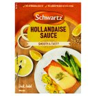 Schwartz for fish Hollandaise sauce mix - 25g Brand Price Match - Checked Tesco.com 04/12/2013