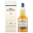 Old Pulteney Single Malt Whisky 12 years old - 70cl