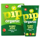 Pip Organic Cloudy Apple Juice - 4x180ml