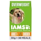 Iams Dry Dog Food Light in Fat Chicken - 3kg