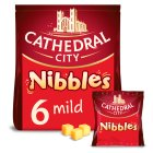 Cathedral City Chedds nibbles - 6x16g Brand Price Match - Checked Tesco.com 05/03/2014