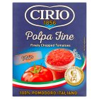 Cirio chopped tomatoes - 390g
