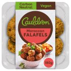 Cauldron Moroccan spiced falafel bites - 180g Brand Price Match - Checked Tesco.com 25/05/2015