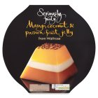 Waitrose Seriously mango, coconut & passion fruit jelly - 625g