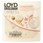 Loyd Grossman carbonara sauce for one
