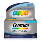 Centrum advance 50+ tablets - 60s
