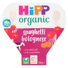 Hipp Organic spaghetti bolognese 12 months plus - 230g Brand Price Match - Checked Tesco.com 15/12/2014
