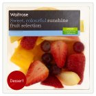 Waitrose sunshine fruit selection - 400g