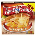 Aunt Bessie's toffee apple pie - 550g