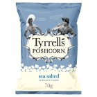 Tyrrells popcorn lightly sea salted - 70g Brand Price Match - Checked Tesco.com 25/08/2014