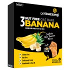 The Buzz banana bars - 3x62g