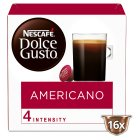 Nescafé Dolce Gusto Americano coffee pods - 16x10g Brand Price Match - Checked Tesco.com 17/12/2014