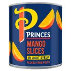 Princes mango slices in syrup - drained 250g Brand Price Match - Checked Tesco.com 24/08/2015