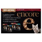 Encore 100% natural multi-pack selection - 6x70g