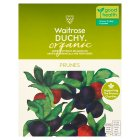 Waitrose LOVE Life ready to eat organic prunes - 250g