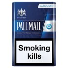 Pall Mall king size blue