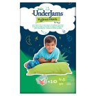 Pampers Underjams Boy, Small to Medium 10s - 10s