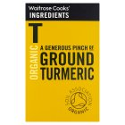 Waitrose Cooks' Ingredients organic ground turmeric - 50g