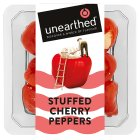 Unearthed Stuffed Peppadew Peppers - 125g