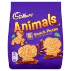 Cadbury mini animals - 6x22g Brand Price Match - Checked Tesco.com 09/12/2013