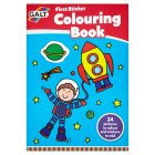 Galt my first colouring book -