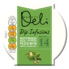 Market Deli Dip Infusions Basil & Cashew Nuts - 150g